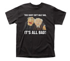 The Muppets T-Shirt / Statler and Waldorf Muppets Tee