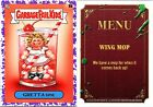 2021 Topps Garbage Pail Kids - Food Fight Series 1 Base Cards and Parallels B2G2