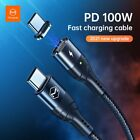 Mcdodo Magnetic USB Type C to Type C Cable 100W PD 5A...