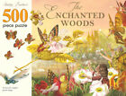 The Enchanted Woods 500-Piece Puzzle