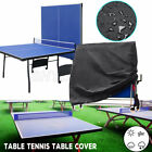 Oxford Cloth Waterproof Ping Pong Table Protective Cover Storage Table Tennis
