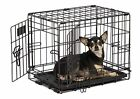 Dog Crate | iCrate Single Door & Double Door Folding Metal Dog Crates Dog Crates