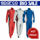 Sparco Jarno KX-4 karting suit Red Blue Silver XXL kart racing comfortable SALE