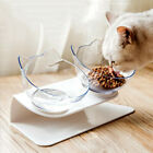 Clear Pet Bowl Paper Shell Packaging Cat and Dog Drinking Feeding Bowl