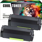 50F1000 501 Toner Cartridge Fit for Lexmark MS310d MS410d MS312dn MS315dn MS410d