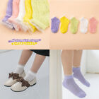 Breathable Thin Cotton Cute Child Kids Baby Summer Short Ankle Sock Lace 5 Pairs