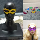 "Custom 1:6 Scale Bling Party Eye Mask For 12"" Female Male Action Figure"
