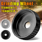 Carbide Grinding Wheel Wood Sanding Carving Shaping Disc For Angle Grinder 100mm