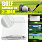 4Tyes Golf Ball Simulator Impact Display Projection Screen Indoor Game Special