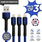 USB cable Charger Data Sync Cable for iPhone 11 X 7 6...