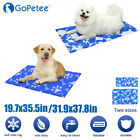 Gel Cooling Mat Self-Cooling Cushion Pad Summer Sleeping Bed for Dogs Cats Pets