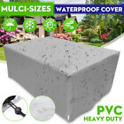 Outdoor Waterproof Furniture Cover Patio Garden Rain Snow Uv Table Sofa Couch Au