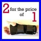 FDA APPROVED 2 Wrist Brace Carpal Tunnel Support Splint Band By Flexibrace®