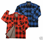 Extra Heavy Weight Sherpa Lined Flannel Shirts
