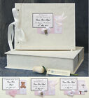 PERSONALISED Holy Communion Guest Book Photo Album GBC3