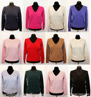 Scottish Collection Ladies 100% Cashmere Jumper Sweater