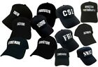 Director Film Crew Producer Stuntman Actor Actress Writer FBI CSI SWAT Hat