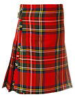 Great Gift: Boy's Deluxe Kilt Royal Stewart Tartan NEW
