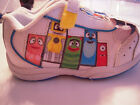 NWT Yo Gabba Gabba Infant/Toddler Sneakers - Sizes 4 - 6