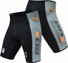 RDX Compression Shorts Thermal Base Layer MMA Training Mens Running Fight Gym