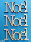Wooden Words Noel 1.5cm tall Laser cut Other Words also available Chistmas Menu