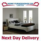 LUXURY Michaela 5ft Kingsize HAND MADE FAUX LEATHER BED FRAME Free Next Day