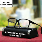 NEW MENS RETRO EYEGLASSES GEEK FASHION VINTAGE TEMPLE 4 DIFFERENT COLOR FRAME