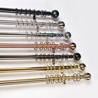 *SALE* STEELWORK Curtain Poles - Extendable - Many Sizes & Colours!