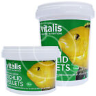 NEW ERA VITALIS  RIFT LAKE GREEN CICHLID PELLETS 1.5MM SMALL FISH FOOD MALAWI