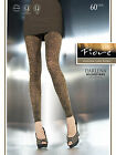 Fiore Golden Line Darlena Microfibre Leggings 60 D Animal Print 3 Colour Choice