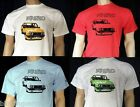 FORD ESCORT MK2 RS2000 T-SHIRT in White Ash Grey Natural Red Blue Yellow 5 sizes
