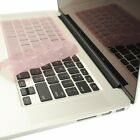 "TP PINK Silicone Keyboard Cover Skin for New Mcbook pro 15"" with Retina Display"