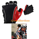 GLOVE cycling Bike Bicycle Silicone gel on palm fingerless for CASTELLI  B