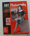Art Photoography Magazine Sophistication In Pictures May 1956