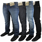 MENS ZICO SKINNY BASIC DESIGNER BRANDED SLIM FIT JEANS ALL WAIST AND LEG SIZES