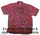 Mad Gringo ¨°º©[ Woman's Ladies Tropical Patterns ]©º°¨Vain ~Most Sizes ~ NEW!