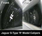 SupergraphicsF1 Type R brake decal fit Jaguar Racing Calipers shortlinex5 Colour