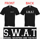 SWAT SNIPER SPECIAL POLICE FANCY DRESS T-Shirt Small - 3XL
