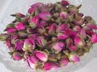 Dried Rose Buds - Light Pink -Various Quantities