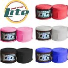 LITE STRETCHY STYLE THAI BOXERS WRIST & HAND WRAPS SUPPORTS 2.5m