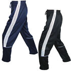 NEW MENS JOGGERS JOGGING TRACKSUIT BOTTOMS TROUSERS PANTS SIZE S-XXXL 4 stripes