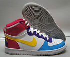 NIKE BIG NIKE HIGH LE (GS) Multi Colored Kid's Shoes NEW Youth Size