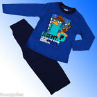 Boys Phineas & Ferb Pyjamas Age 3-10 Years *Same day 1st Class Fast Despatch