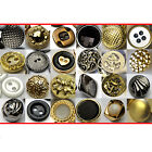 10 x FASHION SEWING BUTTONS - 30 Styles - Premium Lightweight Plastic -Listing2