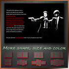 ' Pulp Fiction Ezekie Qoute ' Modern Movie Art Decorative Wall Canvas~More Style