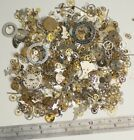 50g watch parts STEAMPUNK JEWELLERY ALTERED ART CRAFTS CYBERPUNK COGS GEARS ETC günstig