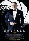 New Movie Poster Print: Skyfall James Bond  **DISCOUNTED OFFERS** A3 / A4 £2.25 GBP