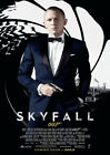 New Movie Poster Print: Skyfall James Bond  **DISCOUNTED OFFERS** A3 / A4 £2.25 GBP on eBay