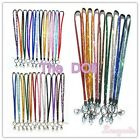 Внешний вид - New Multi Color Rhinestone Neck LANYARD Keychain Key/ID/Cell Phone Holder BLING