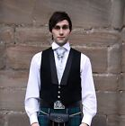 Prince Charlie 3 Button Waistcoat, Various Sizes available!